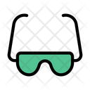 Glasses Eyewear Safety Icon