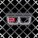 Glasses Goggles Vr Icon