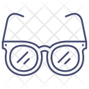Eyewear Fashion Eyeglasses Icon