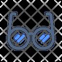 Glasses Nerd Read Icon