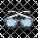 Glasses Color Icon