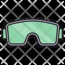 Glasses Snorkel Diving Icon
