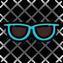 Glasses Summer Beach Icon