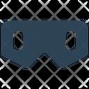 Media Glasses Reality Icon