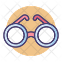 Glasses Specs Spectacles Icon