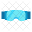 Glasses Snow Protection Icon