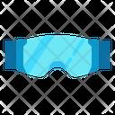 Glasses Snow Protection Icon