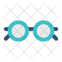 Glasses Study Education Icon