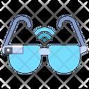 Glasses Smart Technology Icon