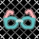 Glasses Eyewear Women Icon