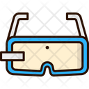 Glasses Vr Glasses D Glasses Icon