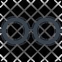 Glasses Multimedia Eyeglasses Icon