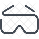 Glasses Visor Mask Icon