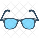 Eyeglasses Glasses Spectacles Icon