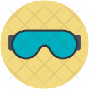 Glasses Goggles Safety Icon