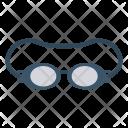 Glasses Swimming Eyewear Icon