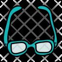 Glasses Tool Icon