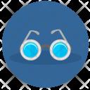 Glasses Eyeglasses Look Icon