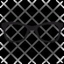 Optics Specs Icon