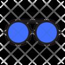 Glasses Cool Travel Icon