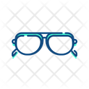 Glasses For Disabled Glasses Spectacles Icon