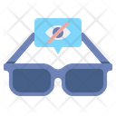 Glasses For The Blind Icon