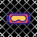 Glasses Mask Icon