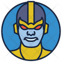 Glen Canalas Marvel Hero Warrior Icon