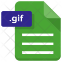 Glf File Document Icon