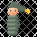 Glo Worm Icon