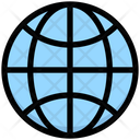 Glob Earth World Icon