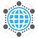 Glob World Setting Icon