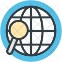 Global Search Searching Icon