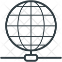 Global Network Internet Icon