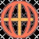Global Internet Web Icon