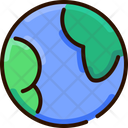 Global Summer World Icon