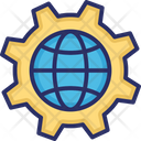 Global Internet Settings Icon