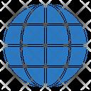 Global World Web Icon