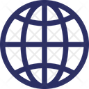Ball Earth Global Icon