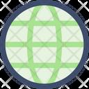 Globem Global Globe Icon