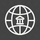 Global Bank International Icon