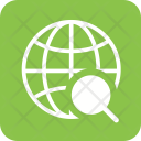 Global Connection Web Icon