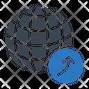 Global Internet Online Icon