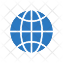 Browser Global Internet Icon