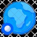 Global Money World Icon