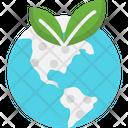 M Globe Icon