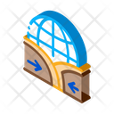 Global Action Ground Icon