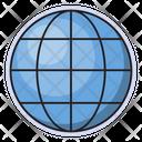 Global Browser Web Icon