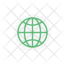 Global International Translation Icon