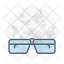 Global Earth Glasses Icon